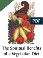 Spiritual Benefits of a Vegetarian Diet