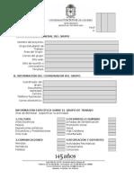 2. Formato Presentación de Proyectos