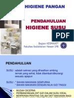 1a. Pendahuluan Higiene Susu 2012