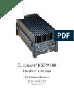 KXPA100 Kit Assembly Manual