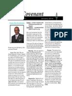 The Covenant-Jan 2014