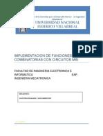 5° PRACTICA LABORATORIO decodificadores, multiplexores y sumadores - copia