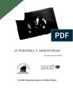 Autoestima y Asertividad 2004