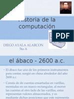 Diego Ayala Computacion