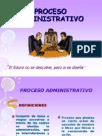 Caracteristicas Del Proceso Administrativo