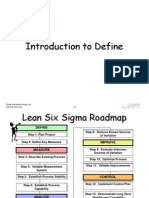 1-03 Introduction to Six Sigma