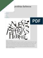 Letras Libres Cultura Hebrea