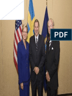 Governor Granholm, MI, Michael Harris Provost Kettering, King of Sweden Carl XVI Gustaf of Sweden, פרופסור מייקל הריס