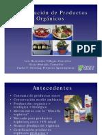 Certificacion Organica Colombia