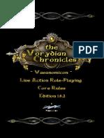 Vaeanomicon CRE 1.6.2