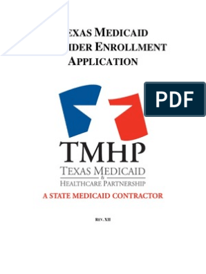 Consumer Related Services ECI RFP Texas Medicaid Provider