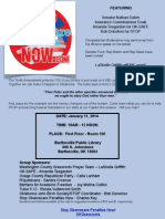STOP Obamacare Penalties NOW Rally Flyer  - Jan 11th Bartlesville (pdf format)