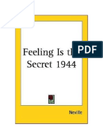 Sentir es el Secreto - Neville Goddard