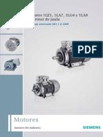 Catálogo abreviado Motores Baja tensión