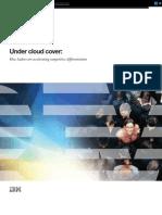 Under Cloud Cover IBM