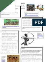 Warfare Presentation