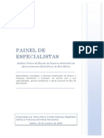 Belo Monte Painel Especialistas EIA
