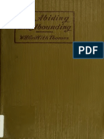 W.H.griffith Thomas-Life Abiding&Abounding