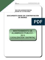 Dbc Lamparas El Alto