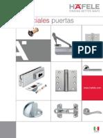 HMX EsencialesPuertas CatalogoArquitectura