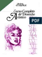 jayme cortez - curso completo de desenho artístico