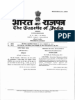 Land Acquisition Act Notification
