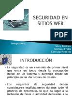 Seguridad en Sitio Web