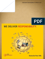 Dhl Corporate Responsibility Report2011