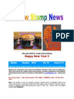Rainbow Stamp News January 2014