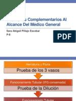 Exámenes Complementarios Al Alcance Del Médico General