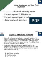 Chap 8 -Minimising Service Loss & Data Theft