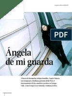 REVISTA CREDENCIAL-Ángela de mi guarda