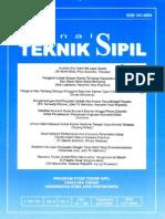Rencana Tindak (Action Plan) Dan Analisa Penyediaan Air Bersih Di Provinsi NTB. Oki S Dkk. Jurnal Teknik Sipil UAJY April 2006 vol 6 no 2 ISSN 1411-660x