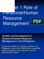 chapter1roleofpersonnelhumanresourcemgnt-111204212517-phpapp02