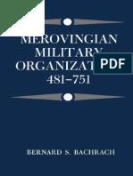Merovingian Military Organization