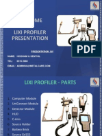 Lixi Profiler Presentation-MSA