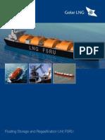 Floating Storage and Regasification Unit FSRU
