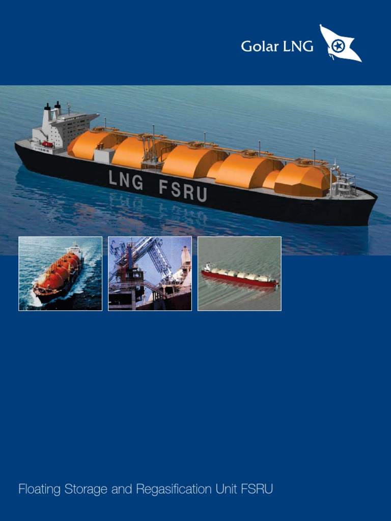 Floating Storage and Regasification Unit FSRU | Liquefied Natural Gas | Industries  sc 1 st  Scribd & Floating Storage and Regasification Unit FSRU | Liquefied Natural ...