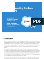 Cloud 4 Java Devs book