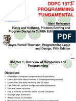 Programming Fundamental All Chapter