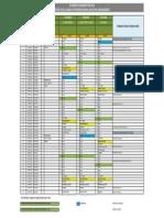 2014 Academic Calendar DCA