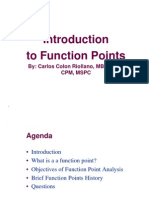 Functional Points