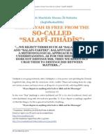 SalafiManhaj_SalafiJihadis