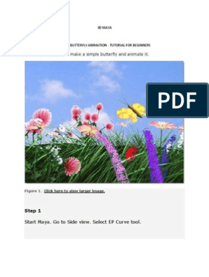 3D MAYA pdf | Rendering (Computer Graphics) | Texture Mapping
