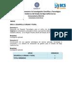 FOMIX Baja California Sur 2012 01 Demandas Especificas