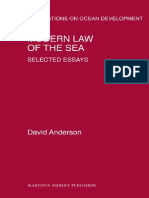 Modern Law of the Sea