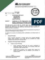 PPA Memorandum Circular 13-2013