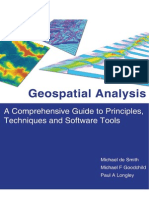 Geospatial Analysis