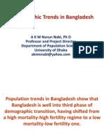 BDSH Demography