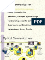 Optical Fiber slide